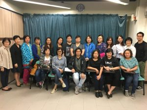 Our firs class of caregivers trained for elderly home care